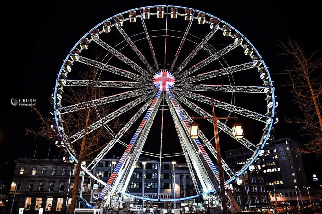 The Nottingham Wheel