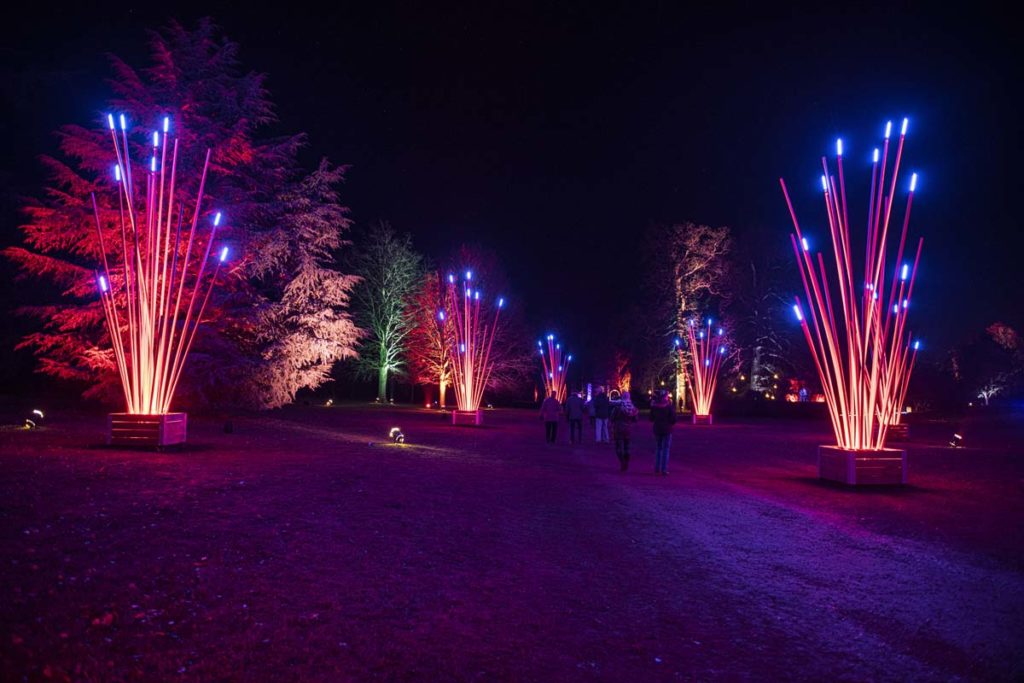 'Spectacular Lights at Belton House'